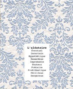 couverture fanzine aléatoire fafé