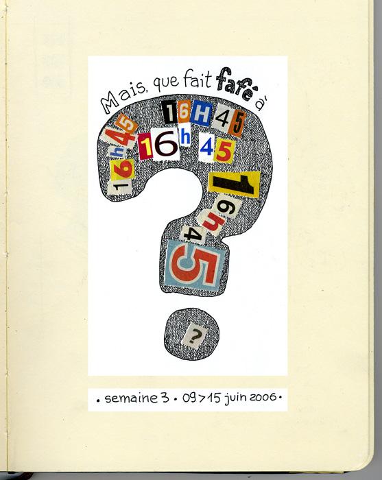couverture 16h45 #3 fafe