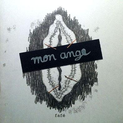 couverture du fanzine Mon Ange de fafé